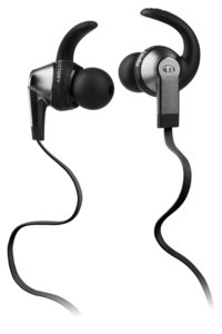 Monster iSport Victory In-Ear Headphones, Black