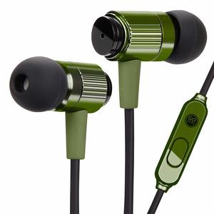 Ultra-Durable AudiOHM RNF Army Green Ergonomic Headphones